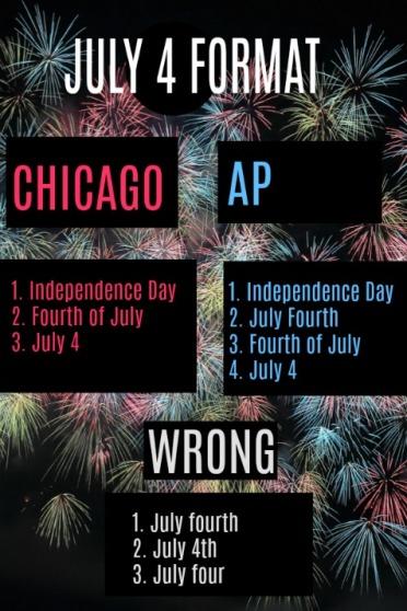 July 4 format